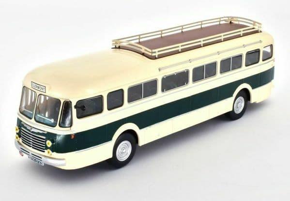 IXO Hachette HC55 1/43 Scale Renault R 4192 Bus France 1954 Clermont