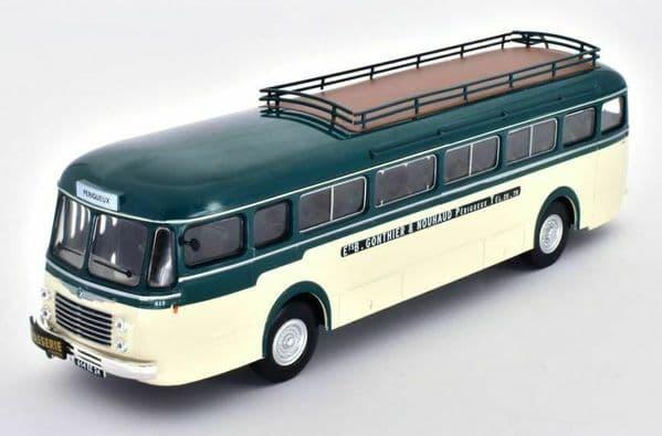 IXO Hachette HC61 1/43 Scale Renault R 4192 Gonthier Nouhaud Bus Coach France 52