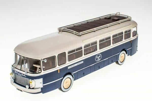 IXO Hachette HC71 1/43 Scale Saviem Chausson SC1  Bus Coach Marocco Morocco 1960