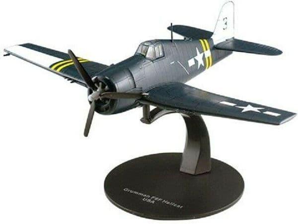 LG13 1/72 Scale  Grumman F6F Hellcat Fighter USA Air Force World War II