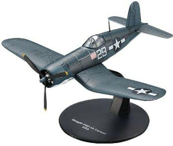 LG16 1/72 Scale Vought F4U 1A Corsa USA American Air Force World War II
