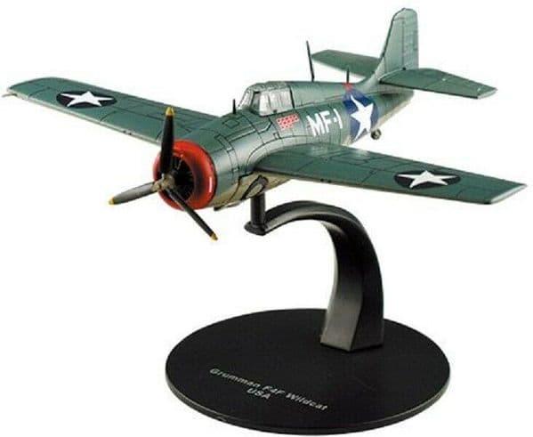 LG18 1/72 Scale Grumman F4F Wildcat USA American Air Force World War II