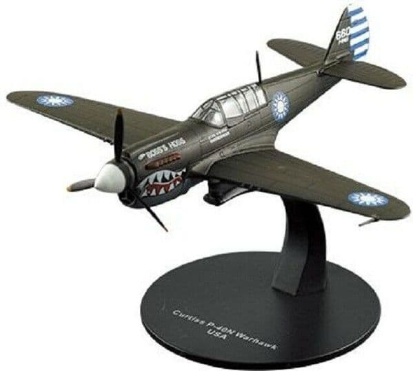 LG21 1/72 Scale Curtiss P -40N Warhawk  USA American Air Force World War II