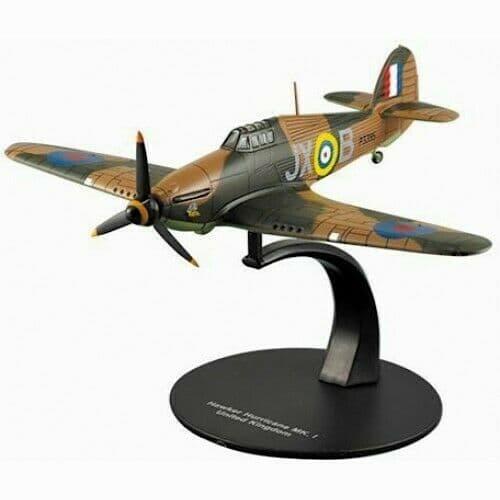 LG24 1/72 Scale Hawker Hurricane Mk.I Fighter Royal Air Force RAF World War II