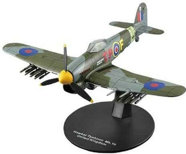 LG35 1/72 Scale Hawker Typhoon Mk Ib Fighter Royal Air Force RAF  World War II