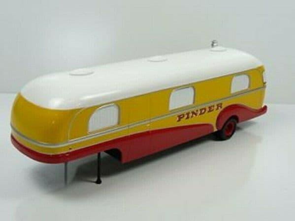 LK03 1/43 Caravan Assomption Circus Pinder Caravan of the Ring Master