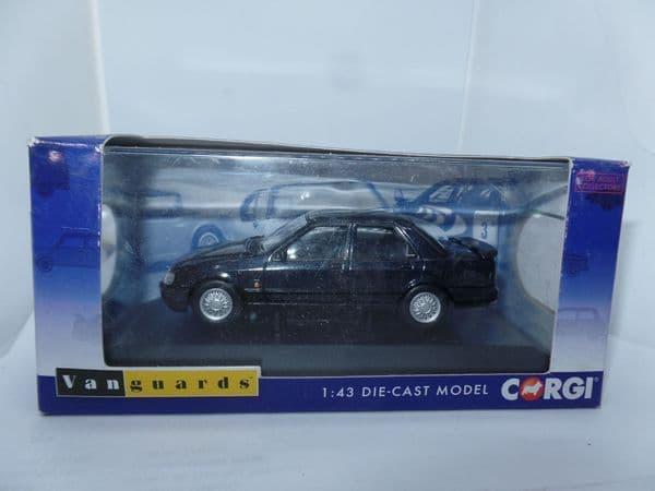Lledo Corgi Vanguards VA10013  1/43 Scale Ford Sierra Sapphire RS Cosworth 4x4 Smokestone RHD