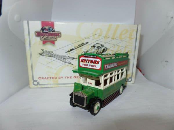 Matchbox Yesteryear  YET05 M 1922 AEC Omnibus Dublin Bus  MIMB