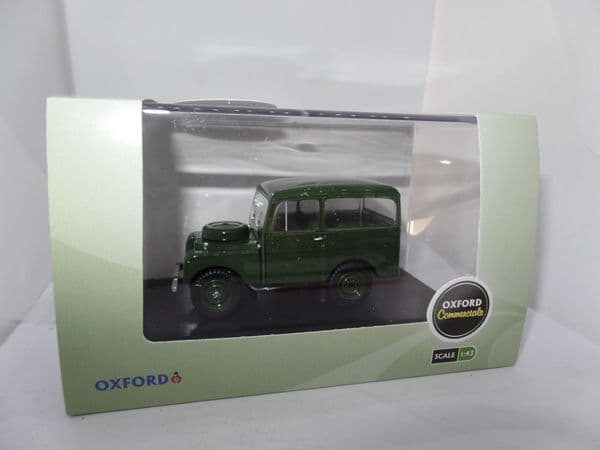Oxford 43TIC002 TIC002 1/43 O SCale Land Rover Tickford Bronze Green