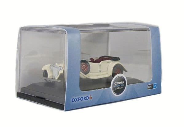 Oxford 76ALV003 ALV003 1/76 OO Scale Alvis Speed 20 Cream