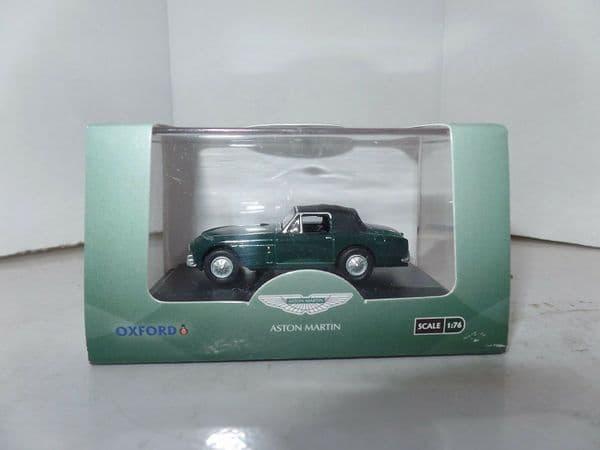 Oxford 76AMDB2002 AMDB2002 1/76 OO Aston Martin DB2 MKIII DHC British Racing Green