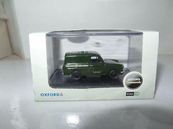 Oxford 76ANG005 76ANG005 1/76 OO Scale Ford Anglia GPO Post Office Green