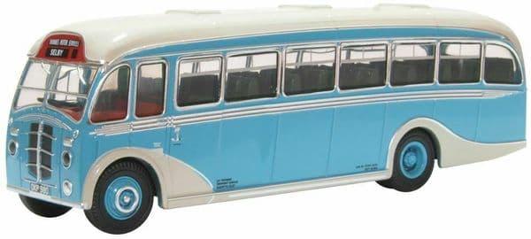 Oxford 76BI005 BI005 1/76 OO Beadle Integral Bus Coach Thornes of Bubwith Selby