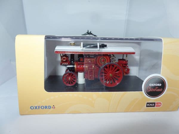 Oxford 76BR004 BR004 1/76 OO Burrell 8nhp DCC Showmans Locomotive No. 2547 Endurance