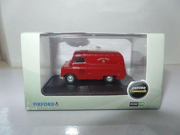 Oxford 76CA007 CA007 1/76 OO Scale Bedford CA Van Royal Mail Post Office Red