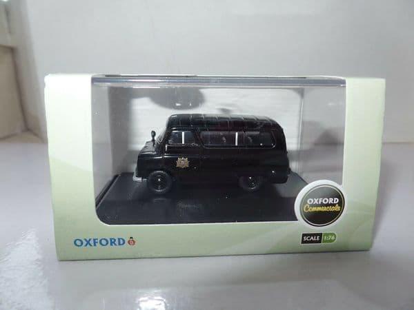 Oxford 76CA014 CA014 1/76 OO Scale Bedford CA Van Minibus Hull Police
