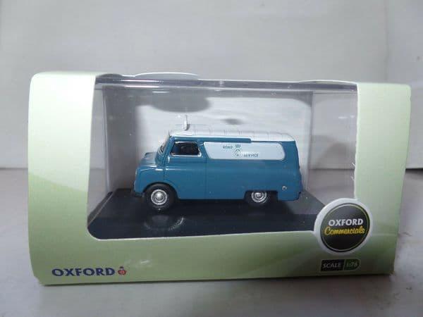 Oxford 76CA028 76CA028 1/76 OO Scale Bedford CA Van RAC Road Service