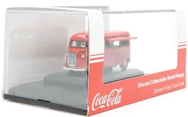 Oxford 76CIT003  CIT003 1/76 OO Scale Citroen H Catering Van Coca Cola