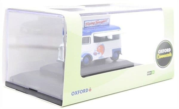 Oxford 76CIT005 CIT005 1/76 OO Scale Citroen H Catering Van Fish and Chips