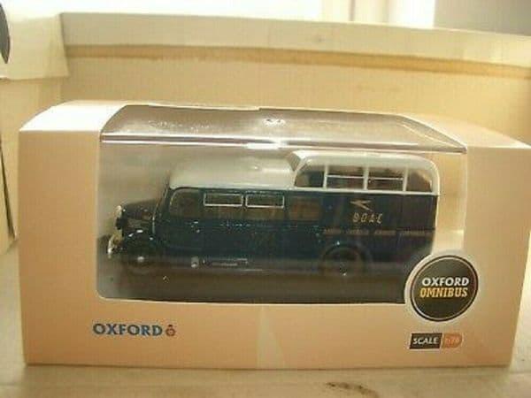 Oxford 76COM002 COM002 1/76 OO Commer Commando Coach Bus BOAC British Airways
