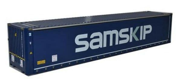 Oxford 76CONT004 CONT004 1/76 OO Scale Rail Container Samskip