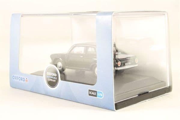 Oxford 76COR1006 COR1006 1/76 OO Scale Ford   Cortina  Mk I Savoy Black