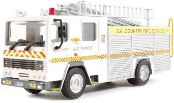 Oxford 76DN004 DN004 1/76 Dennis RS Fire Engine South Australia Service Morphett NO