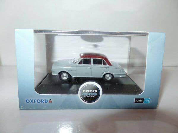 Oxford 76FB001 76FB001 1/76 OO Scale Vauxhall Victor FB Venetian Red / Gull Grey