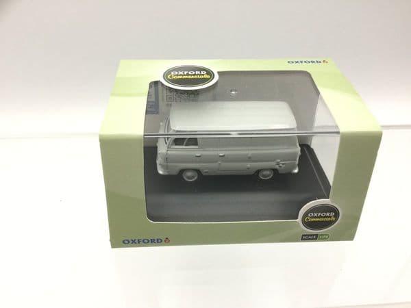 Oxford 76FDE010 FDE010 1/76 OO Ford 400E Thames Van Dealer Cargo Grey