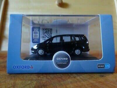 Oxford 76FG004 FG004 1/76 OO Scale  Ford Galaxy Black