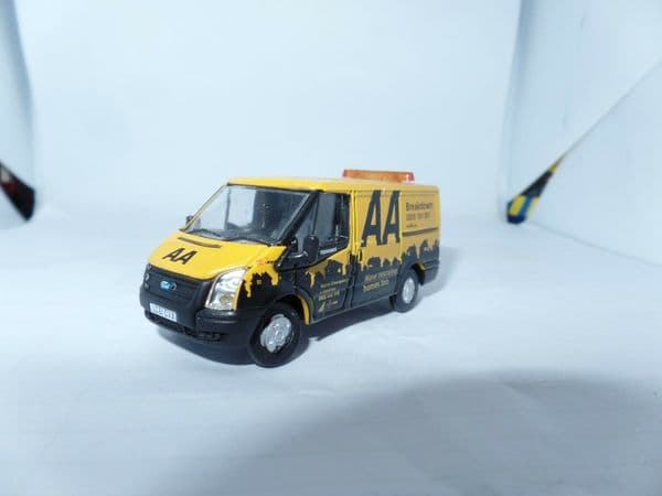 Oxford 76FT016 FT016 1/76 OO Ford Transit SWB Low Roof AA Breakdown UB