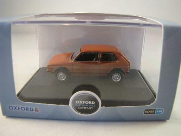 Oxford 76GF001 GF001 1/76 OO Scale VW Volkswagen Golf GTi Mars Red