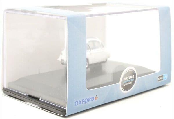 Oxford 76HE004 HE004 1/76 OO Scale Heinkel Kabine Bubble Car Polar White