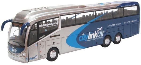 Oxford 76IR6006 IR6006 1/76 OO Scale Scania Irizar i6 Coach Citylink Glasgow Edinburgh