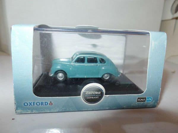 Oxford 76JJ001 JJ001 1/76 OO Scale Jowett Javelin Turquoise
