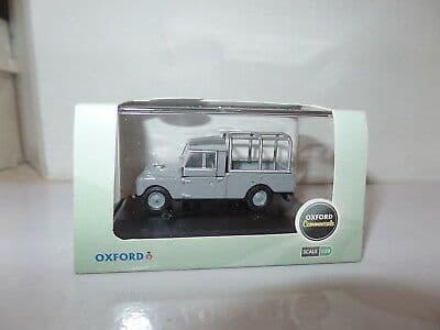 Oxford 76LAN1109001 LAN1109001 1/76 OO Scale  Land Rover 109