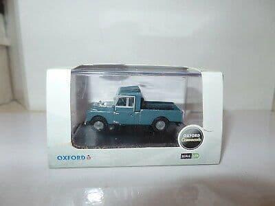 Oxford 76LAN1109002 LAN1109002 1/76 OO Scale  Land Rover 109