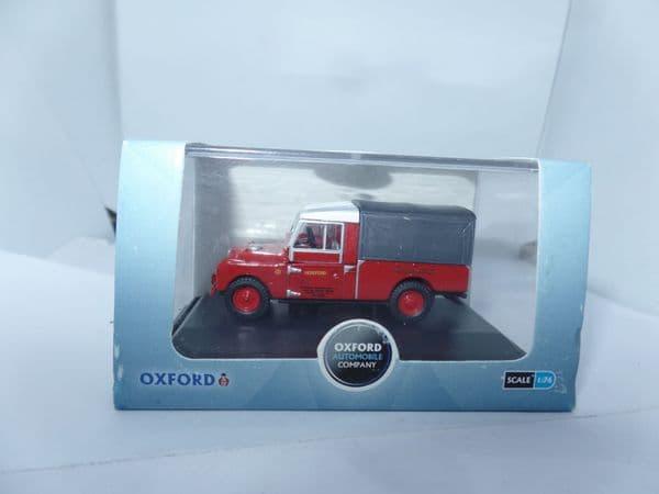 Oxford 76LAN1109003 LAN1109003 1/76 OO Scale  Land Rover 109