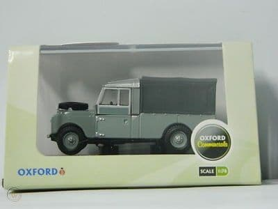Oxford 76LAN1109006 LAN1109006 1/76 OO Scale Land Rover RUC Royal Ulster Police Boxed