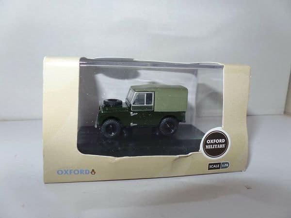 Oxford 76LAN188020 LAN188020 1/76 OO Land Rover British Army REME Engineers