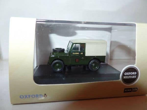 Oxford 76LAN188022 LAN188022 1/76 OO Land Rover 88 Army Royal Corps Transport