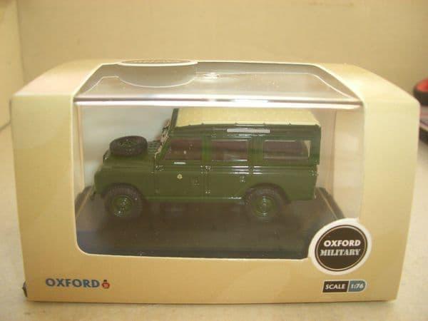 Oxford 76LAN2007 LAN2007 1/76 OO Land Rover Series 2 LWB Ter Army 44th Infrantry
