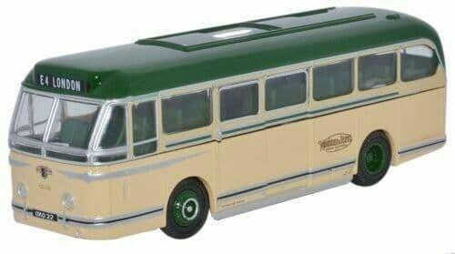 Oxford 76LRT004 LRT004 Leyland Royal Tiger Maidstone & District E4 London