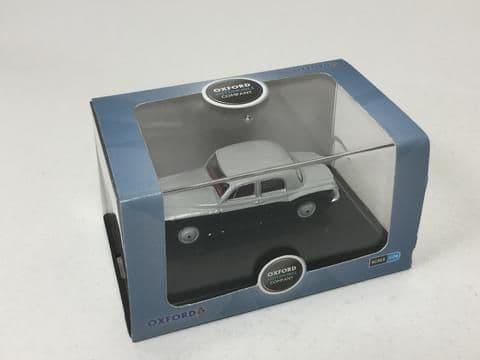 Oxford 76P4001 P4001 1/76 OO Scale  Rover P4 Smoke Grey & Black