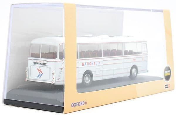 Oxford 76PAN009 PAN009 1/76 OO Leyland Plaxton Panorama I Ribble NBC Blackpool