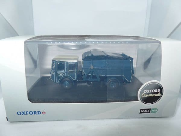 Oxford 76SD002 SD002 1/76 OO Scale Shelvoke & Drewery Dustcart West Bromwich