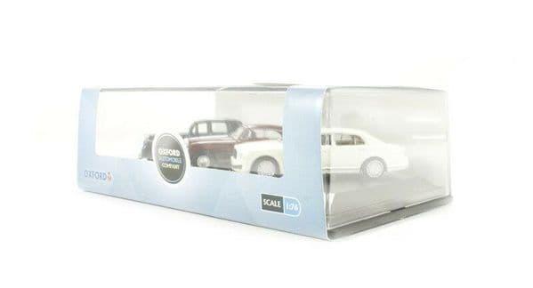 Oxford 76SET27 SET 27 1/76 OO Scale 3 x Bentley Cars Mk6 VI Continental Mulsanne