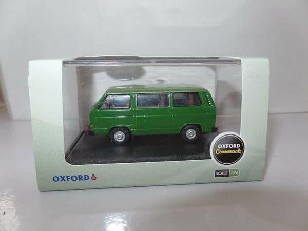 Oxford 76T25005 T25005 1/76 OO Volkswagan VW T25 Transporter Lime Saima Green