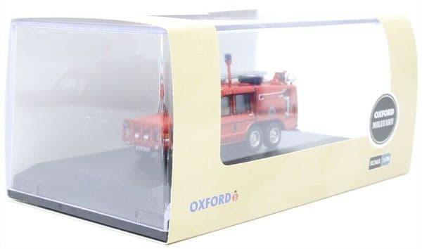 Oxford 76TAC007 TAC007 1/76 OO Land Rover TACR Rescue Royal Navy Yeovilton RNAS