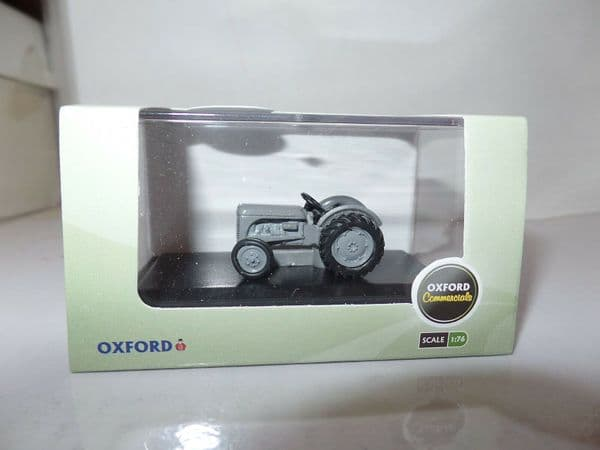 Oxford 76TEA001 TEA001 1/76 OO Scale Ferguson Tractor Grey Little Fergie